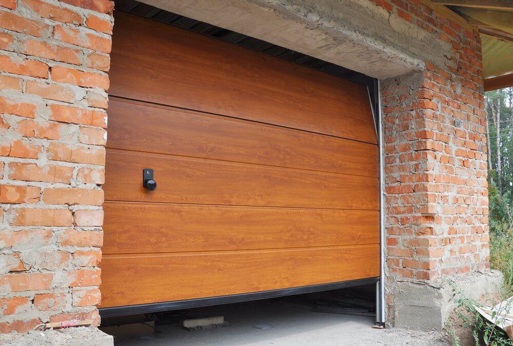 Garage Door rubber Sealing